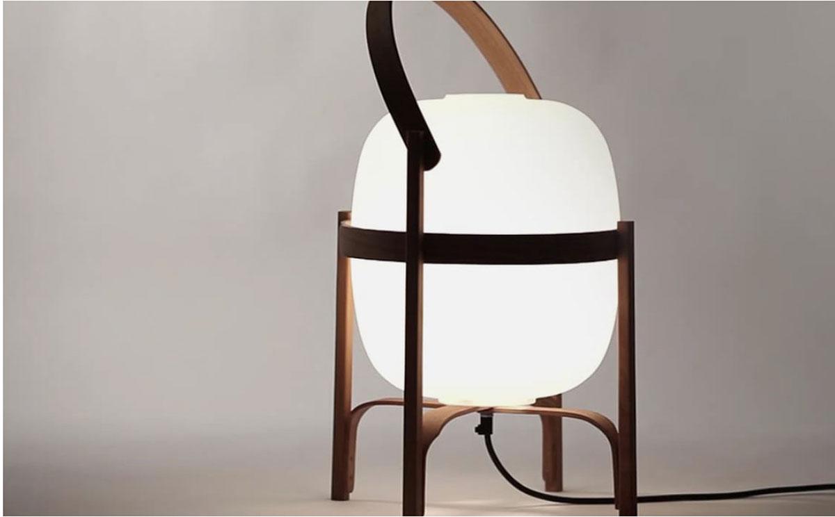 Cesta Lamp