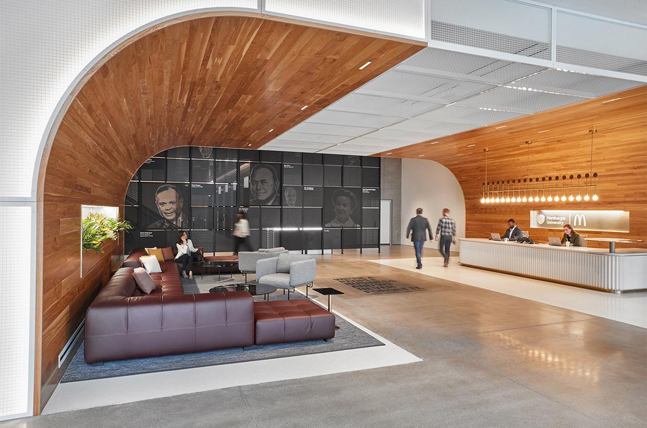 Studio O+A / McDonald's HQ